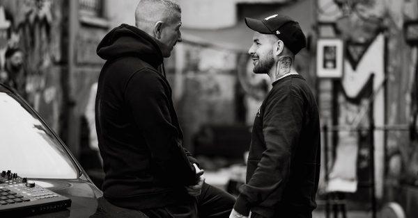 """DJ Decks połączył siły zeŚliwą,czego efektem jest """"90's Kid"""""""