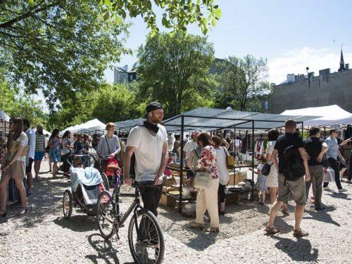 ZOO Market, czyli miśki, vintage i Monika Brodka