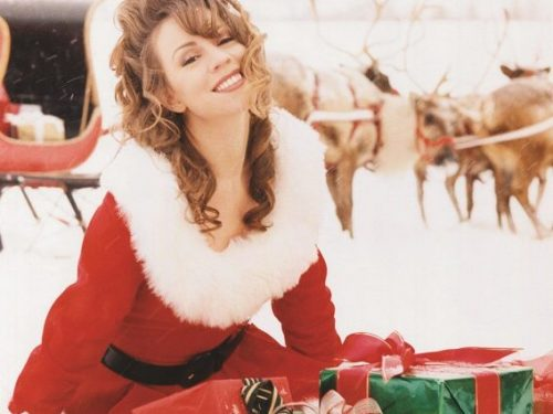 """All I Want For Christmas Is You"" Mariah Carey na szczycie listy Billboard 100"