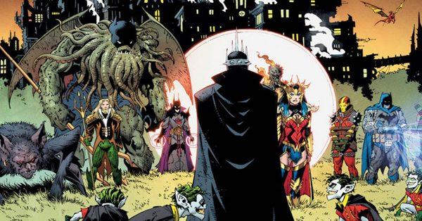 """""""Dark Nights: Death Metal"""" – płyta inspirowana komiksową serią już dostępna"""