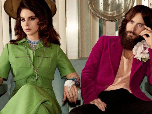 Jared Leto i Lana Del Rey są parą! Obejrzycie najnowszą kampanię GUCCI.