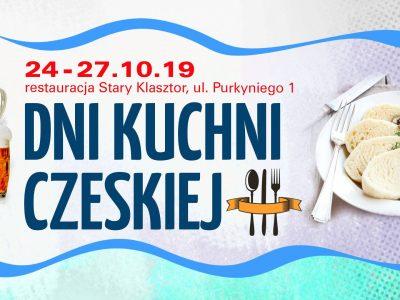 Dni Kuchni Czeskiej w Starym Klasztorze!