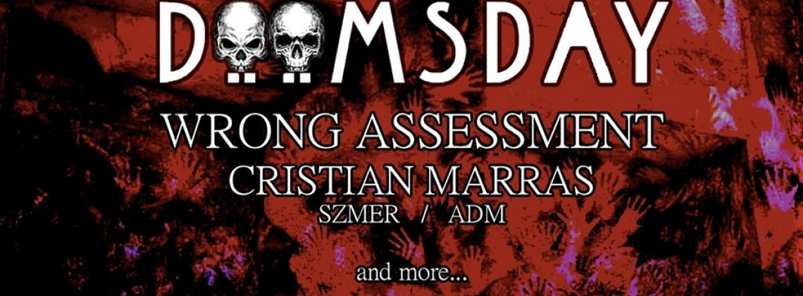 Doomsday#1 with Wrong Assessment and Cristian Marras