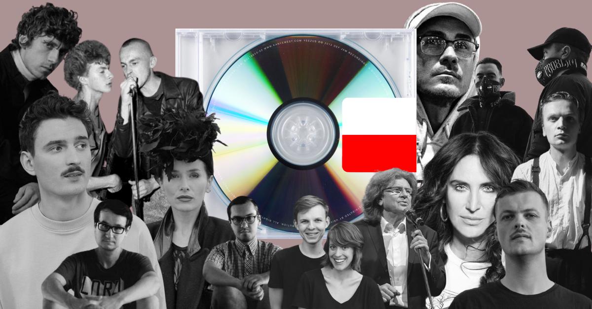 Dzień Polskiej Muzyki. Oto 12 płyt, które pokazalibyśmy zagranicznym gościom