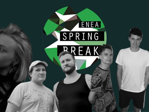 Rosalie., Wczasy i Niemoc. Te utwory chcemy usłyszeć w weekend na ENEA Spring Break