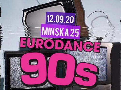 EuroDance90s – impreza w stylu lat 90′ w Warszawie