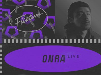 Elektryków X Flirtini: ONRA – Live