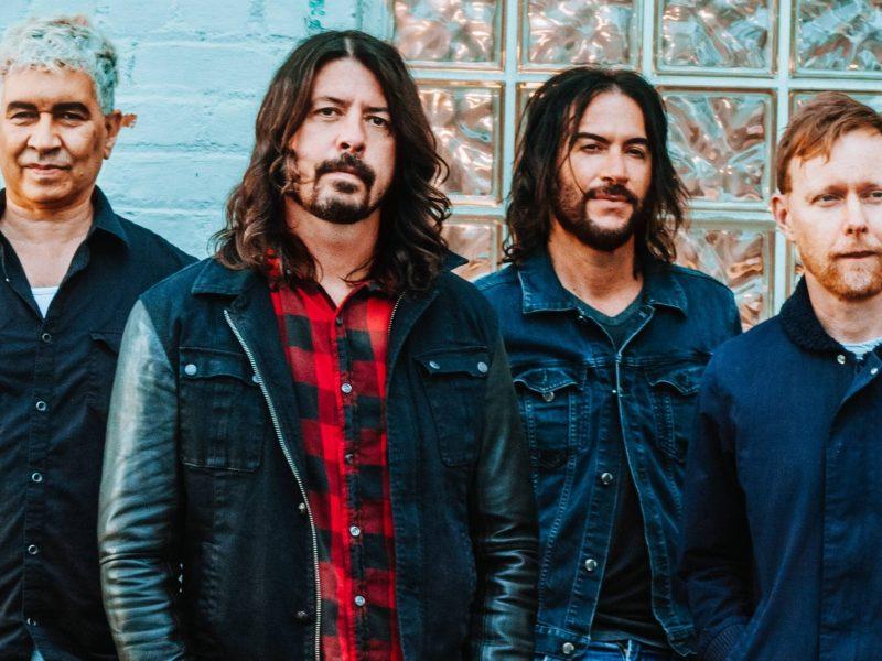 Foo Fighters wydali album z niepublikowanymi dotąd utworami