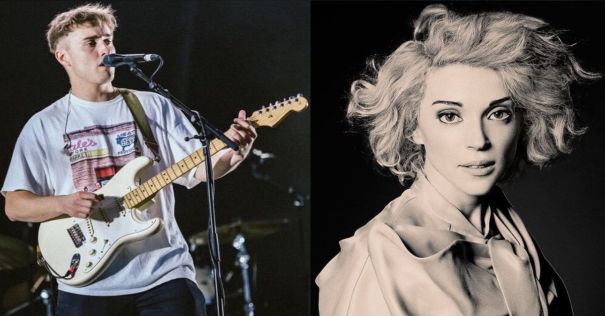 "St. Vincent i Sam Fender coverują ""Sad But True"" Metalliki"
