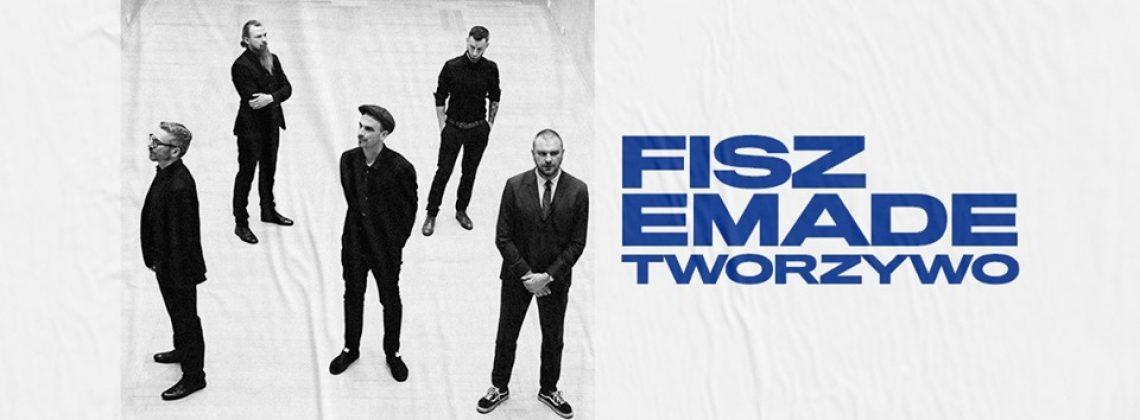 Fisz Emade Tworzywo / Katowice / 15.02.2020