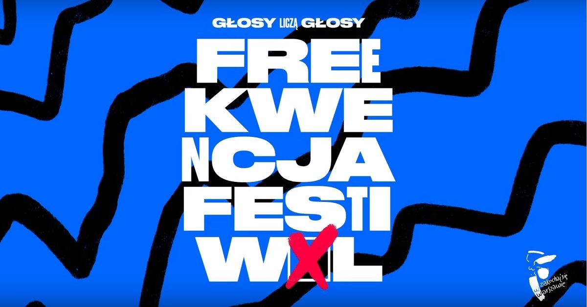 Freekwencja Festiwal z pierwszą, muzyczną zapowiedzią