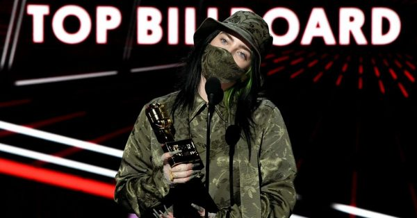 Billboard Music Awards 2020 – sprawdźcie, do kogo trafiły statuetki
