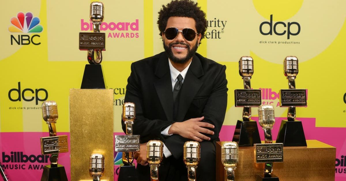 Billboard Music Awards 2021 – The Weeknd największym triumfatorem gali