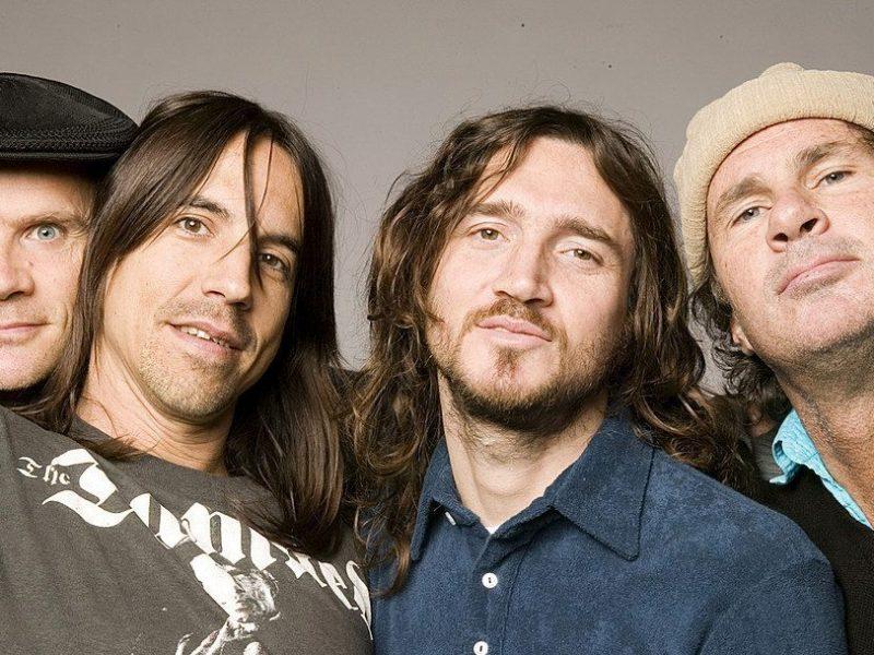 Red Hot Chili Peppers nagrywają nowy album z Johnem Frusciante