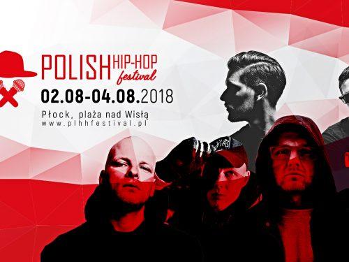 Polish Hip-Hop Festival 2018 nadciąga! Znamy datę imprezy i pierwsze gwiazdy!