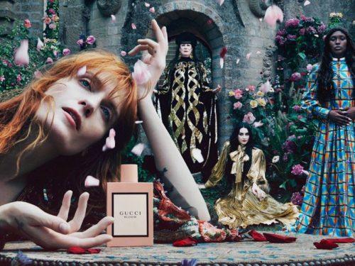 Florence Welch wystąpiła w nowej kampanii reklamowej Gucci