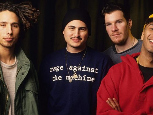 "Rage Against the Machine w protest-dokumencie ""Killing In Thy Name"""