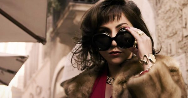 "Lady Gaga i Adam Driver w pierwszym trailerze ""House of Gucci"""