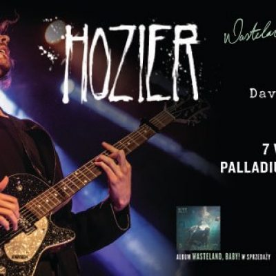 SOLD OUT: Hozier: Wasteland, Baby! Tour, Palladium, 7.09.2019
