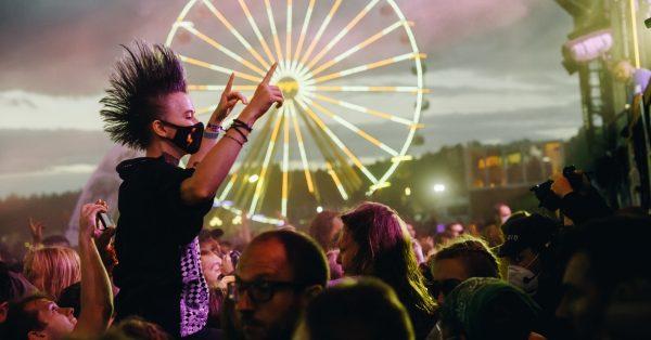 27. Pol'and'Rock Festival – zdjęcia z trzeciego dnia festiwalu
