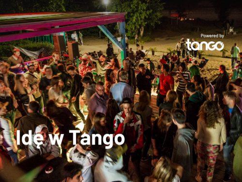 Idę w Tango: Boogaloo Beach Bar, Warszawa