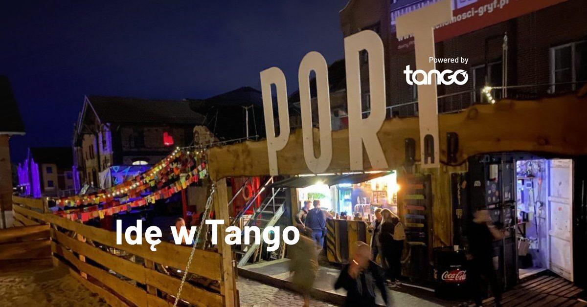 Idę w Tango: Port Bar Szczecin