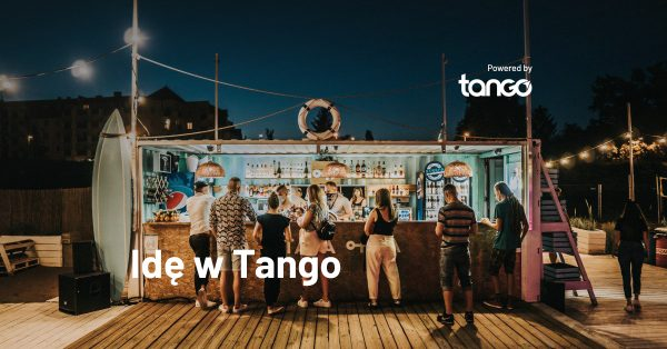 Idę w Tango: Stara Odra Beach Bar, Wrocław