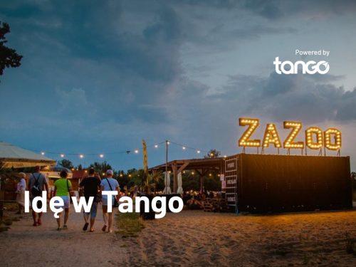 Idę w Tango: ZaZoo Beach Bar, Wrocław
