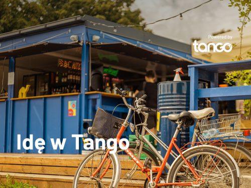 Idę w Tango: Fala – Pawilon nad Wisłą, Warszawa
