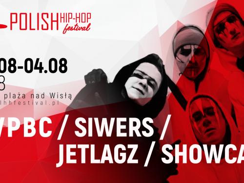Polish Hip Hop Festival 2018 ogłasza kolejnych artystów. Będzie Sztoss!
