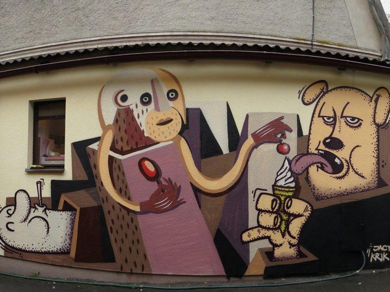 """Obejrzyj """"Rurales"""" i przekonaj się, jak wygląda street art na wsi"""