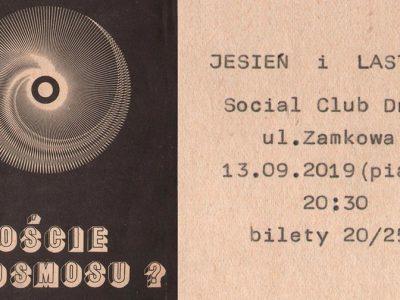 Jesień + Lastryko / Dragon / Poznań