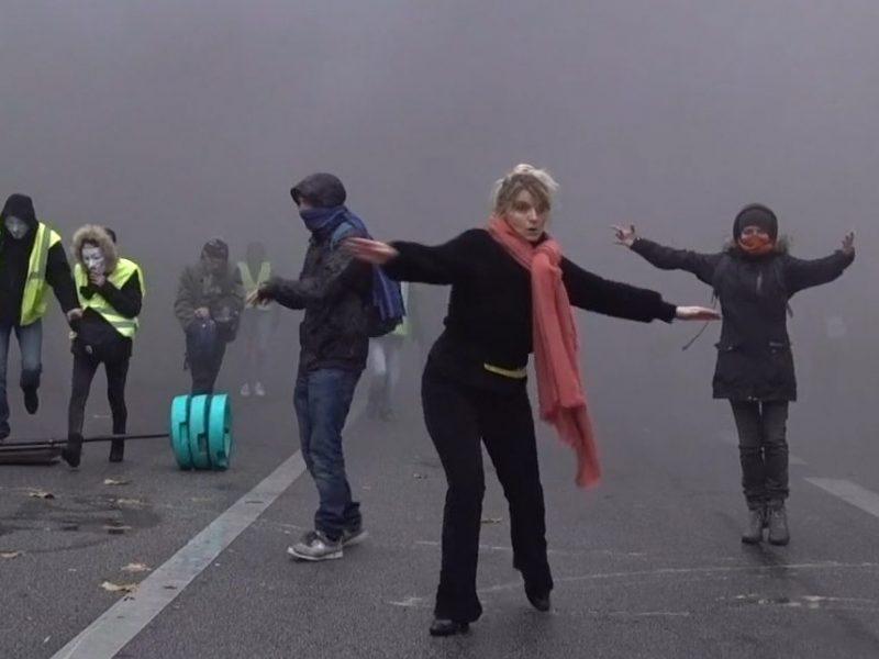 Artyści tańczą przeciw nienawiści!