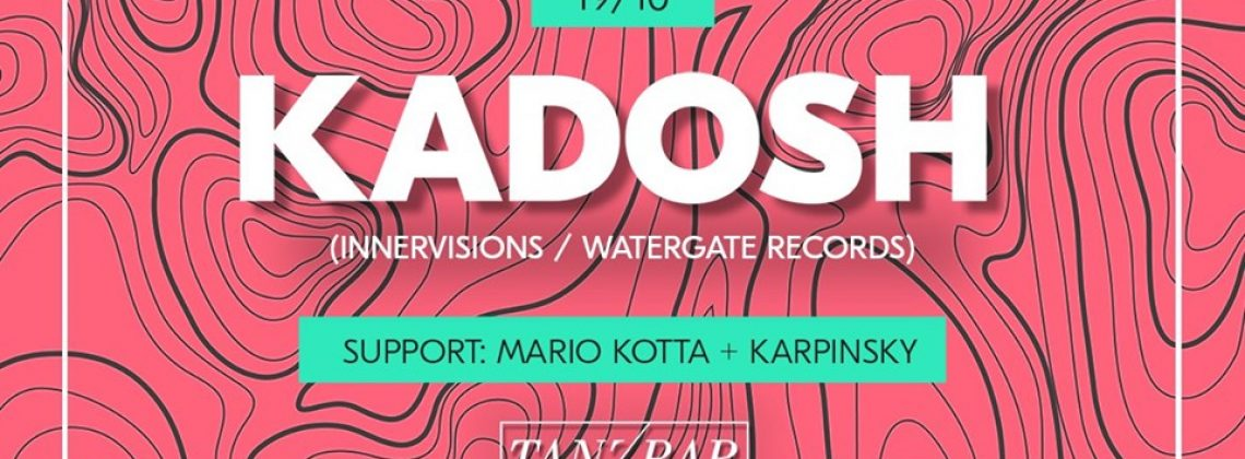 Kadosh (Innervisions/Watergate Records)