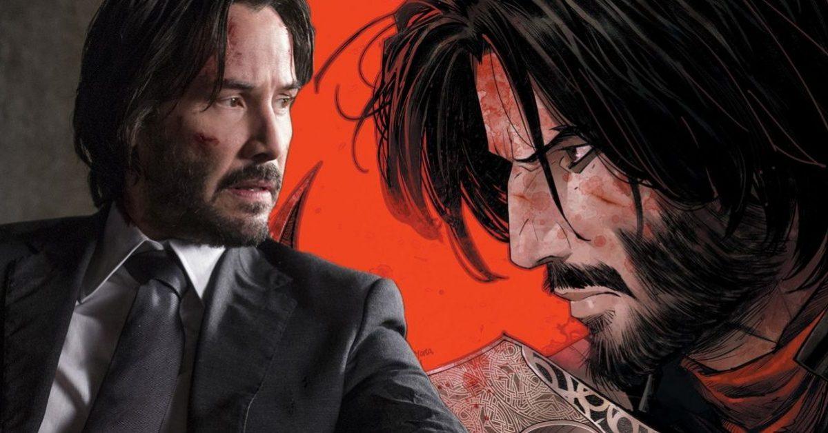 """Netflix zekranizuje komiks Keanu Reevesa. W""""BRZRKR"""" aktor zagra główną rolę"""