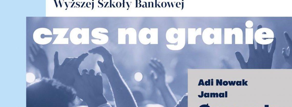 Koncert z okazji 25-lecia WSB w Poznaniu