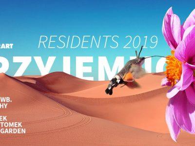KontenerART Residents ~ sezon na przyjemności