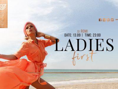 Ladies First / DJ ROMI