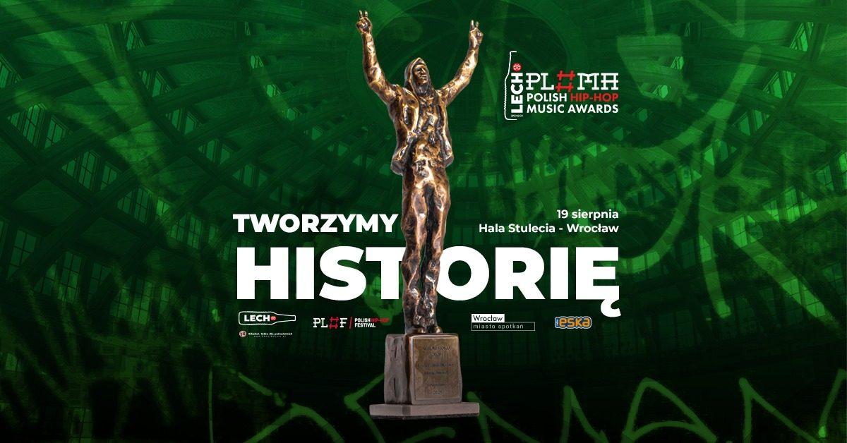 Lech Polish Hip-Hop Music Awards – wiemy, kto wystąpi na gali rozdania rapowych nagród