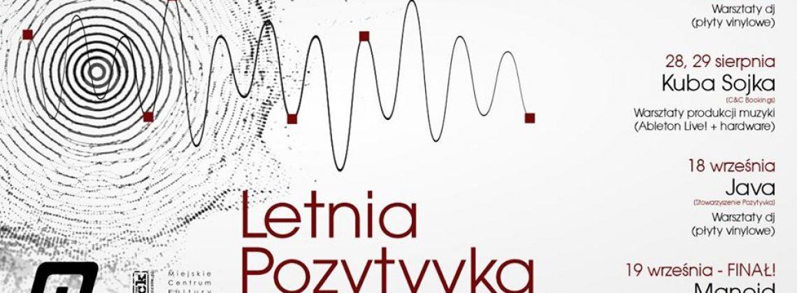 Letnia Pozytyvka – Warsztaty Muzyczne