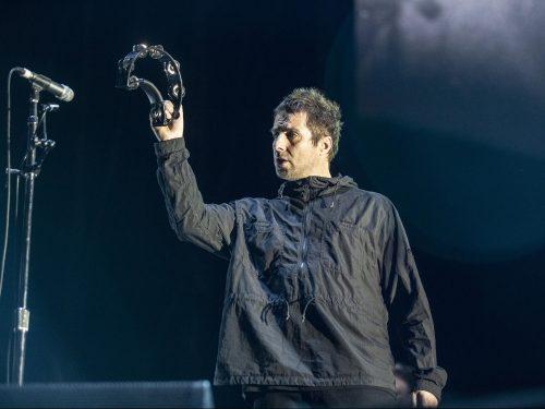 Liam Gallagher zapowiada nową płytę. Posłuchaj singla Shockwave