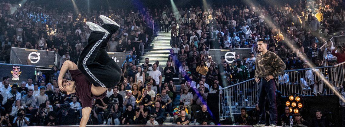 Oto Mistrzowie Świata w breakdance! Znamy wyniki Red Bull BC One.
