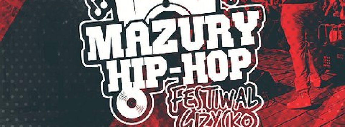 Zaplanuj swój Mazury Hip-Hop Festiwal 2018! Znamy już dokładną rozpiskę imprezy.