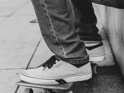 OLLIE, czyli buty od marki CROPP testowane przez skaterów!