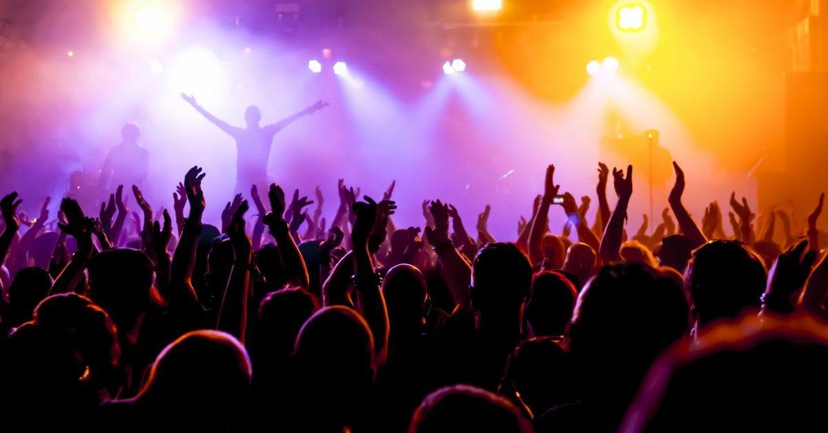 Świat bez sportu, ale z muzyką