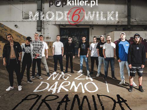 Młode talenty polskiej sceny hip hopowej w jednym klipie! #PopkillerMłodeWilki6