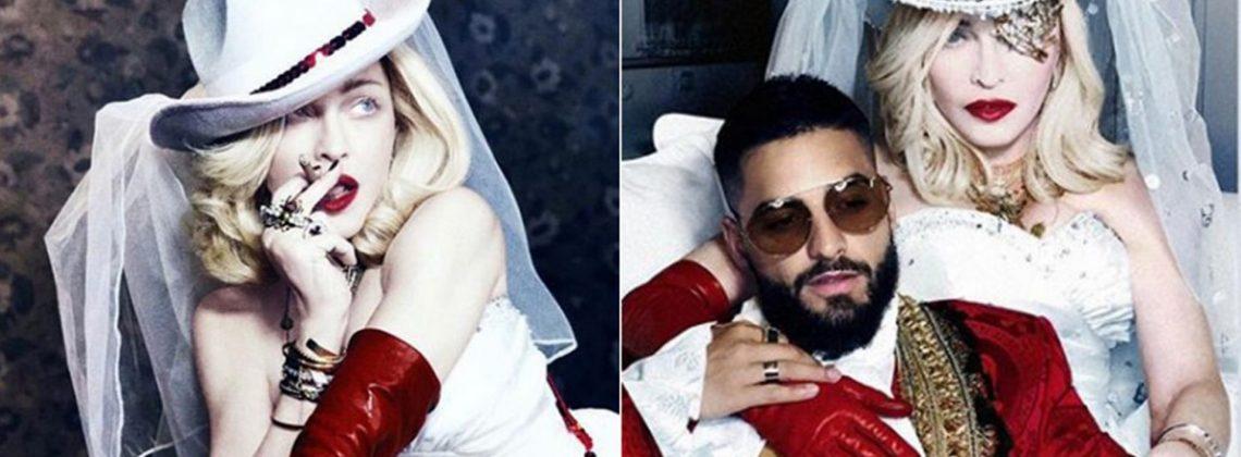Madonna zaprezentowała pierwszą zapowiedź nowego albumu
