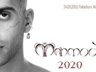Mahmood – European Tour 2020 – Warszawa / 24.05.2020 /