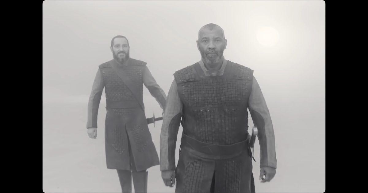 Denzel Washington jako Makbet w pierwszym zwiastunie filmu Joela Coena