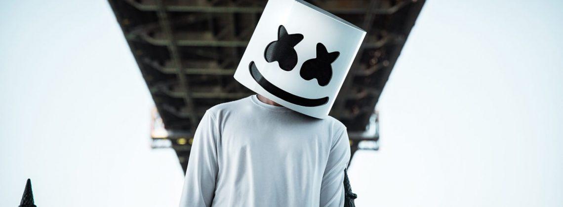 Marshmello zagrał koncert w grze Fortnite!
